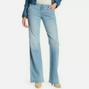 Miss Me Wide Leg Flare Jeans Size 27 NWOT